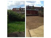Garden Services & Rubbish Removal, Overgrown Garden Specialists ,Good Rates, East London & Essex