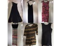 Dresses and playsuit