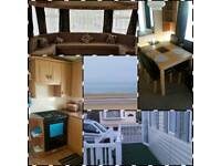 3 bedroom caravan prestatyn