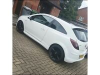 2011 vauxhall Corsa 1.2 limited edition 57k miles