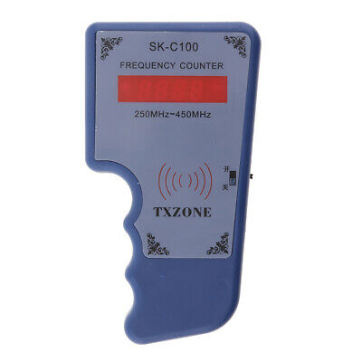 Frequency Counter Reader Ir Rf Remote Transmitter Mini Digital Tester