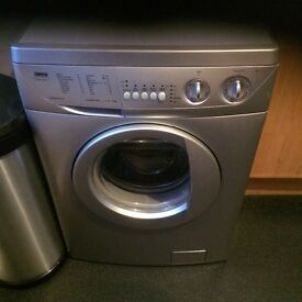 STAR SILVER ALMOST NEW ZANUSSI WASHING MACHINE 7kg 120.00