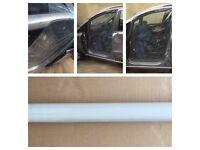 SNED Vehicle Collision Accident Crash Protective Wrap PE Transparent Film