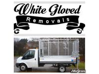 SAME DAY JUNK REMOVAL-BUILDERS WASTE-OFFICE-GARDEN-GARAGE-MAN & VAN-RUBBISH & HOUSE CLEARANCE