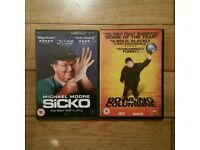 Michael Moore Documentaries