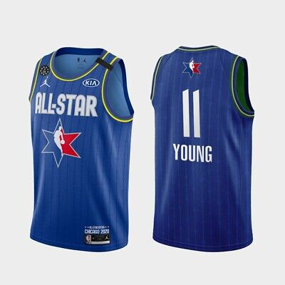 Nike Men's Size M  Kyrie Irving 2020 All Star Game Jersey CJ1062 402