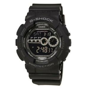 Casio G-Shock Mens Watch GD100-1B