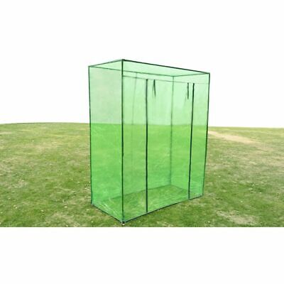 Outdoor Greenhouse Cold Frame Steel Frame PVC Protection For Flower Plants