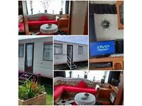 CARAVAN FOR RENT ON PRESTHVEN SANDS WALES