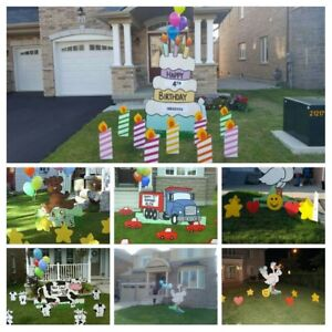 Birthday Lawn Kijiji in Ontario Buy Sell Save with Canadas