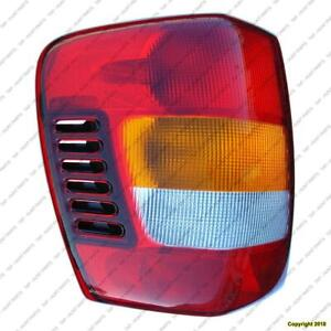 Tail Light Driver Side 1999-11/2001 Jeep Grand Cherokee 1999-2001