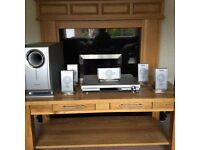 Panasonic DVD home cinema surround system. Excellent condition. Revised price.