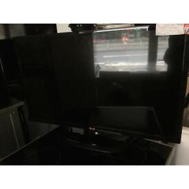 "LG 32"" slim led tv , 720p screen"