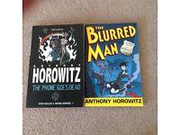 Antony Horowitz Books