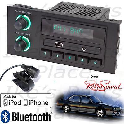 RetroSound 82-88 GM X&J Body Newport Radio/RDS/Bluetooth/iPod/Mp3/3.5mm AUX-In