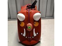Trunki gruffalo suitcase