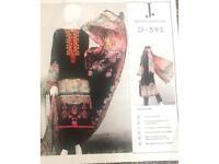 Junaid Jumshaid inspired 3 piece suit
