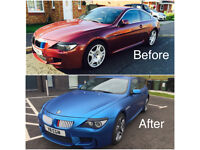 Car & Van Paint Body Repair Alloy Refurbishment Scratch & Dent Removal Full Respray 50% Discount