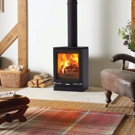 Stovax Vogue Small Wood Burning Eco Stove - Brand New