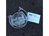 B&Q Madison bath shower mixer tap - new