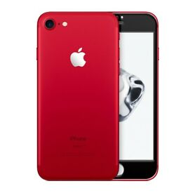 iPhone 7 (RED) Special Edition - 128gb - Unlocked any network