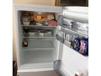 BLOMBERG A+ FRIDGE FREEZER FROST FREE STILL UNDER WARRANTY (perfect condition)