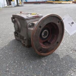 Used NORD-GEAR-CORP N180TC Speed Reducer Gearbox
