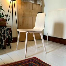 Arper Wooden Chair Aava 3910 - RRP £340 - 🚚DELIVERY AVAILABLE🚚 Catifa Normann £90 💡