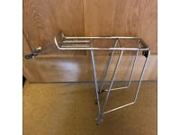 free bike pannier rack - GONE pending collection