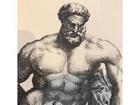 Free: 100 Hercules prints