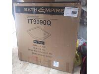 *BRAND NEW* Shower Tray - Low Profile - Quadrant 900 x 900