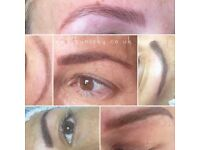Microblading. Beautifully Natural Brows in St Albans. Experienced Make up Artist Best price locally