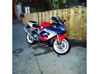 2001 CBR 929 FIREBLADE