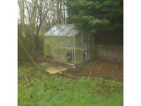 Greenhouse 8 x 6'
