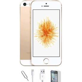 IPhone SE 16GB Gold Unlocked