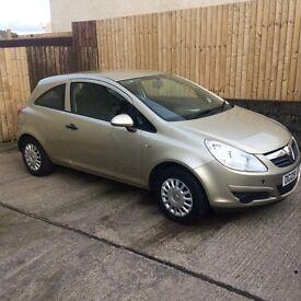 Vauxhall Corsa 1.0 12v £1600