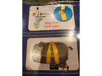 Outboard Boat Engine Harness for up to 15hp for Dingy/Fishing Boat/ Tender/Rib/Sib/Inflatable/yacht