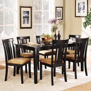 Jeannette 7 Piece Dining Set by Kingstown Home - Brand  New