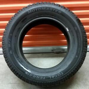 (ZH48) 1 Pneu dHiver - 1 Winter Tire 235-65-17 Motomaster 12/32