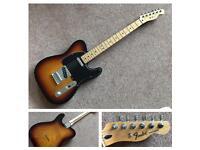 Fender telecaster sunburst (Mexican)