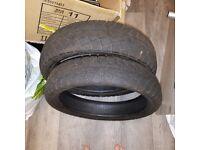 Sinnis Apache 125 Part-Worn Tyre(s)