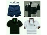 Moncler shorts medium moncler top givenchy top boss top all medium to large