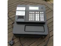 Casio electric cash register