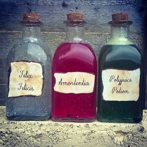 Harry Potter Bookends-Potions Set-Cosplay-Christmas Stocking Filler