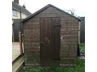 Garden shed - SOLD