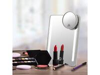 Lighted Vanity Beauty Makeup Mirror