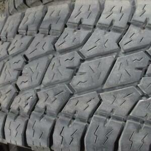 2 NITTO A/T TERRA GRAPPLER LT 275/65R20 10 PLY TIRES 90% TREAD