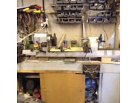 Sipp 900 woodturning lathe variable speed