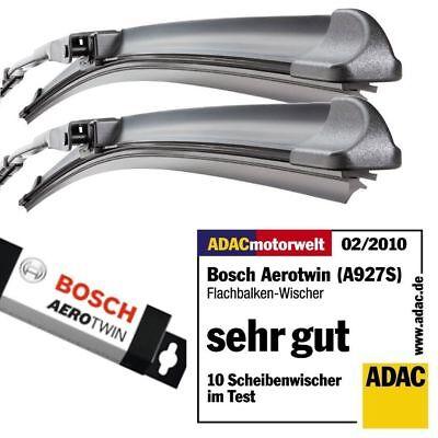 BOSCH Scheibenwischer Wischerblätter Satz Wischer AEROTWIN AR550S 550mm 530mm ()