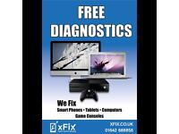 Computer, iMac, Xbox, PS3/PS4 Repair Service | xFix